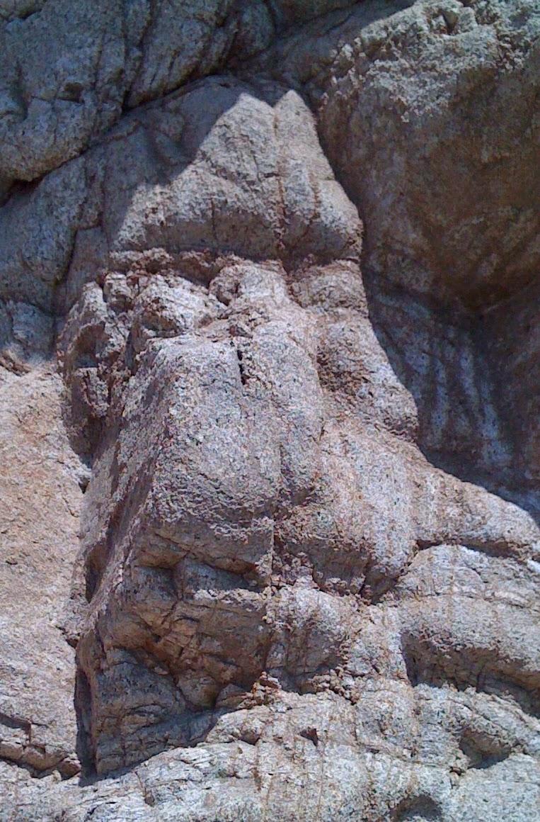 Natural Rock Faces : Eido frances carney at olympia zen center