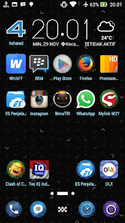 Kumpulan Tema Asus Zenfone Terbaru Tahun 2016