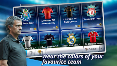 Screenshot Top Eleven 2015 Android