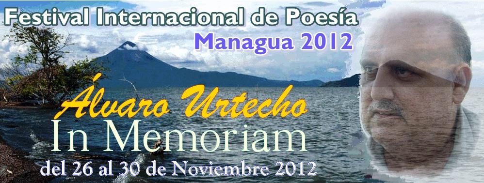 DISCURSO DE BUENAS VENIDAS A LOS POETAS DEL I FESTIVAL INTERNACIONAL DE POESIA DE MANAGUA