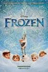 Poster original de Frozen: El reino del hielo