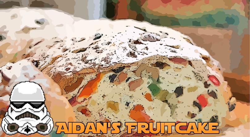 Aidan's Fruitcake