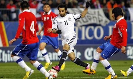 موعد توقيت مباراة مصر وكينيا الودية فى اسوان والقنوات الناقلة