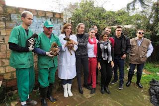 Seda integra grupo que realizou as primeiras visitas nesta sexta