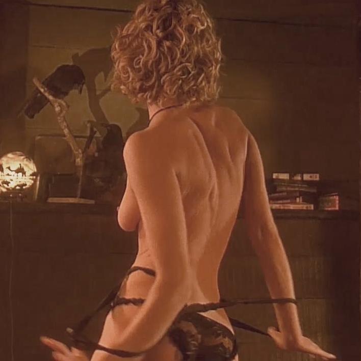 Rebecca Romijin Nude