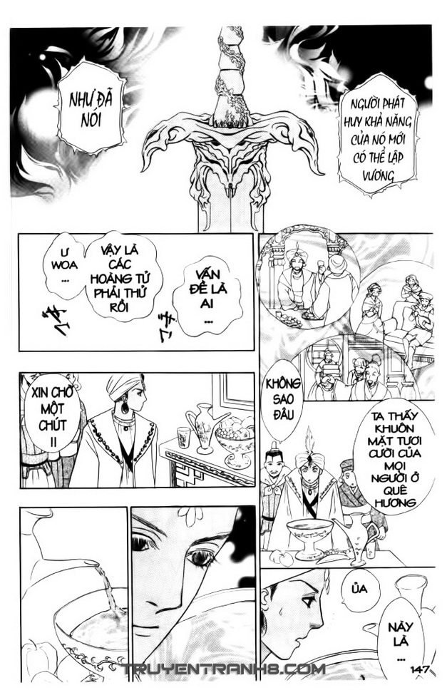 Đôi Cánh ỷ Thiên - Iten No Tsubasa chap 18 - Trang 16