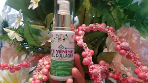 FEMININE WASH COLLAGEN