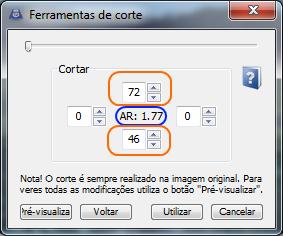 AVI Recomp - Corte para 16x9