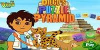Три фишки в ряд - Пирамида | Diego Puzzle Pyramid