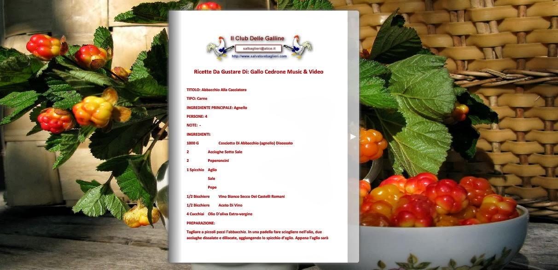 http://www.salvatorebaglieri.com/blog/swf/ricettedagustare/index.html