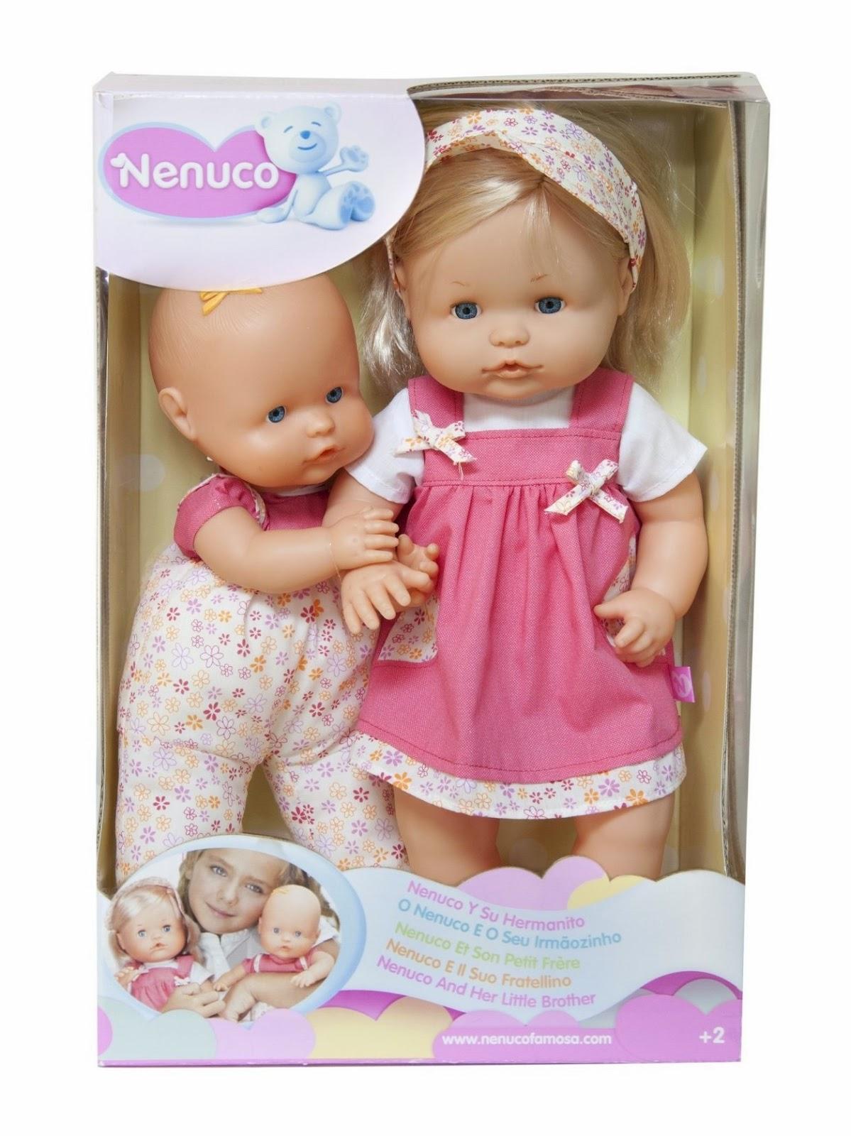 Nenuco & Her Little Sister