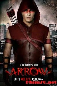 Mũi Tên Xanh 4 - Arrow Season 4