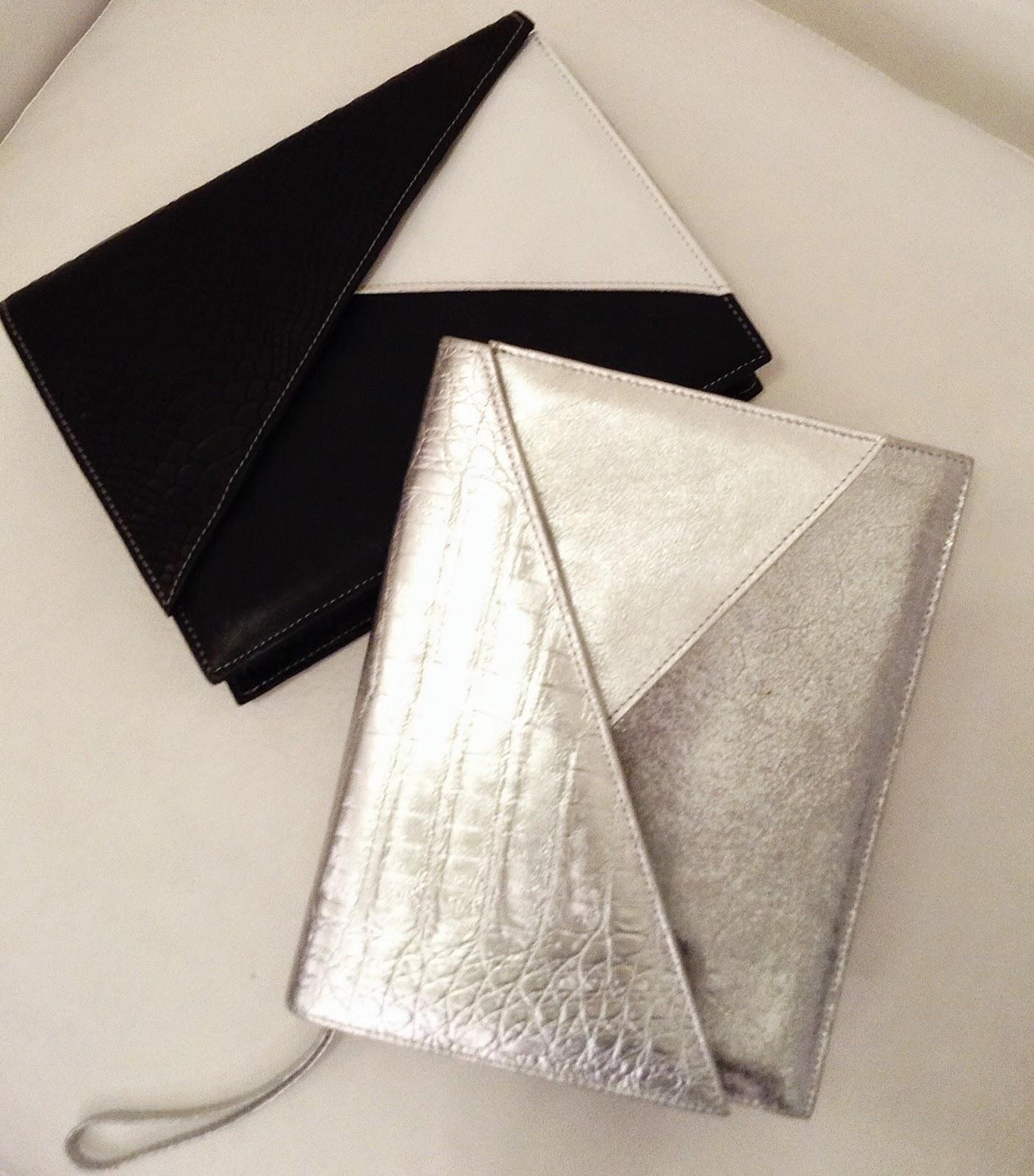 Todo terreno: carteras con flecos y tachas en negro o suela -también