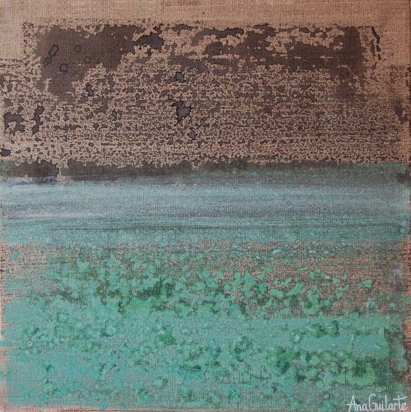 179. UNTITLED. 40X40cm. Sold/Vendido