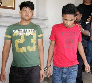 Dipenjara 27 tahun, KUALA LUMPUR: Seorang penganggur yang dituduh merompak pusat urut di Setapak dan merogol seorang pekerja warga Vietnam akhir bulan lalu, dihukum penjara 27 tahun dan sembilan sebatan oleh Mahkamah Sesyen di sini, semalam.