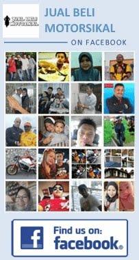 FACEBOOK JUAL BELI MOTOR