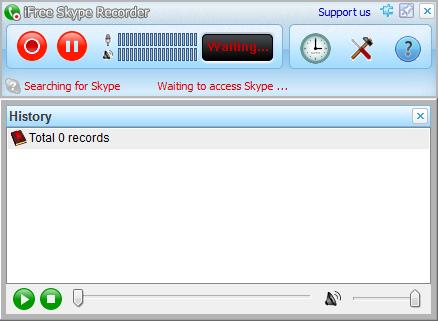 免費、好用Skype錄音軟體下載:iFree Skype Recorder Download,Skype自動錄音程式