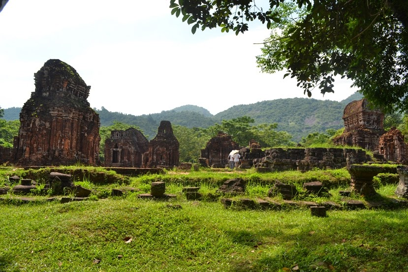 My Son Sanctuary - World Culture Heritage site in Quang Nam province