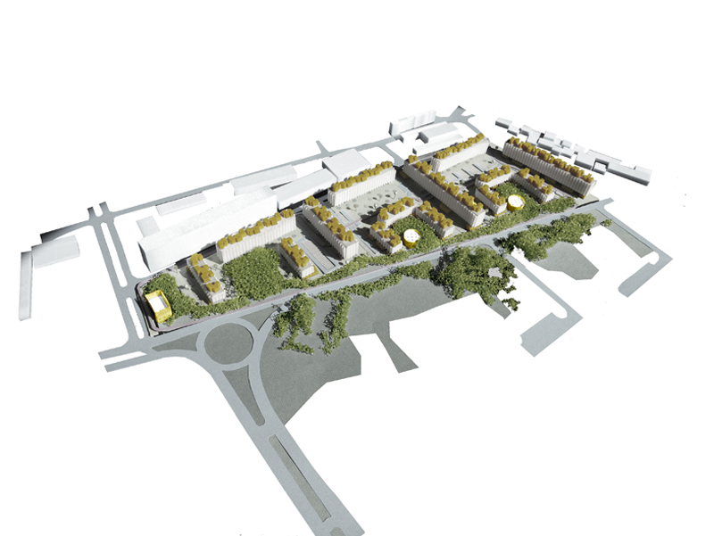 Xii beau propuestas presentadas indice aib architecture for Oficinas bbva fuenlabrada