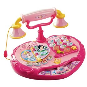 Disney Princess Talk and Teach telephone.