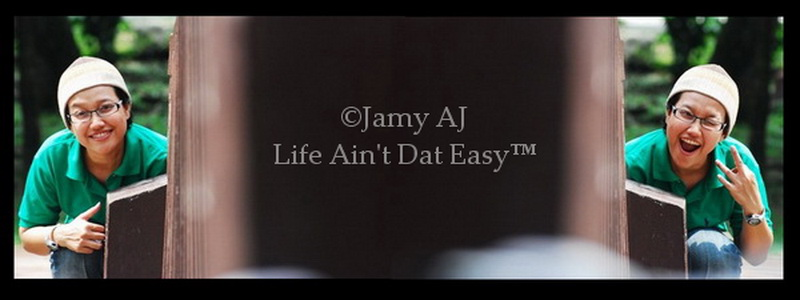 Jamy AJLife Ain&#39;t Dat Easy