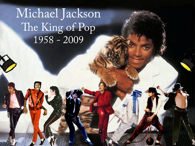 Michael jackson death date