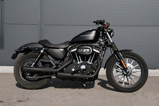 Harley Davidson Iron Sportster