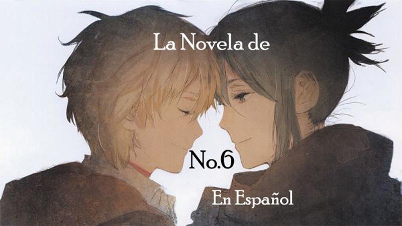 La novela de no.6 en español