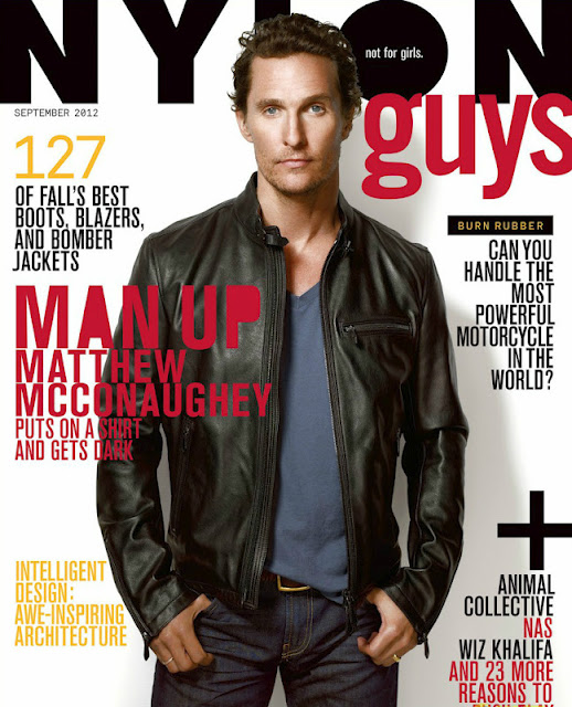 Matthew McConaughey Nylon interview