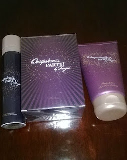Avon scent - Outspoken Party by Fergie
