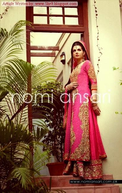 Nomi Ansari Brides 2015-2016