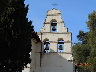 san juan bautista mission bells