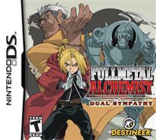 Fullmetal Alchemist: Dual Sympathy   Nintendo DS