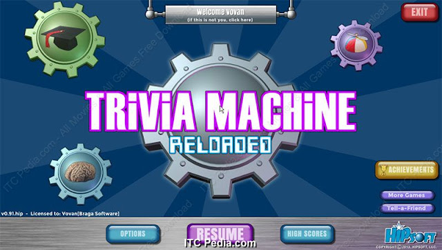 Trivia Machine Reloaded v1.1 - TE