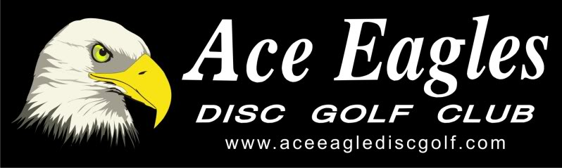 Ace Eagle Disc Golf Club
