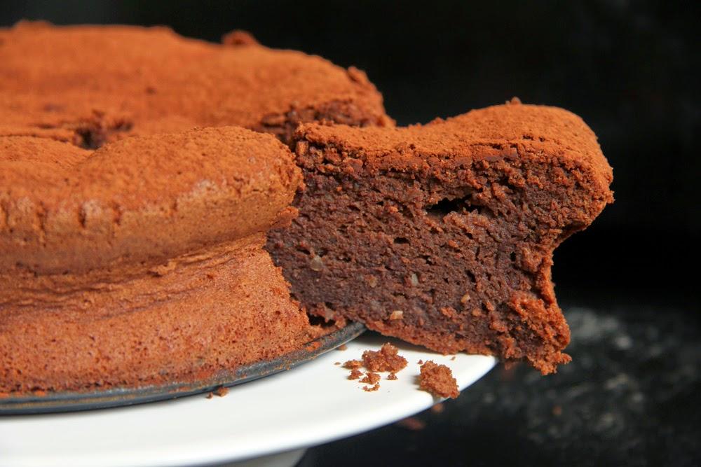 Krebsen Und Aluette Buchweizen Schokoladenkuchen