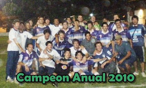 Campeón Anual 2010