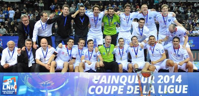 Handball: Montpellier campeón de la Copa de la Liga en Francia | Mundo Handball