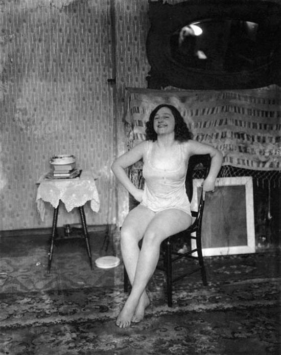 Fotografia Vintage | Storyville, the Red-Light District of New Orleans