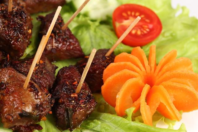 Kefta czyli kofta - kuchnia arabska