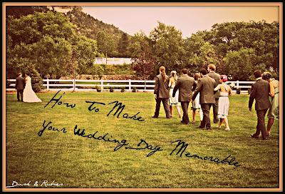 Memorable Weddings