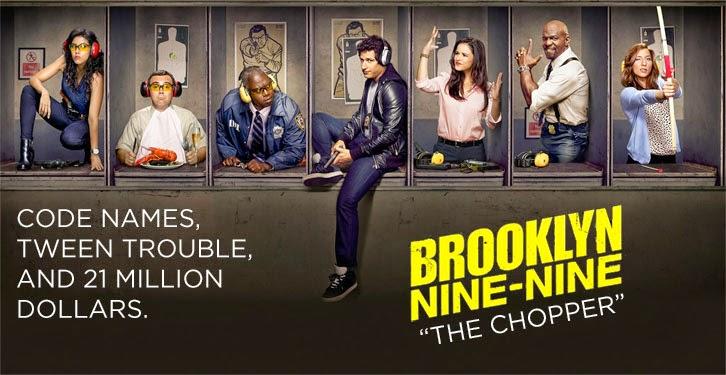 Brooklyn Nine-Nine - The Chopper - Review