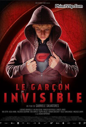 The Invisible Boy 2015 poster