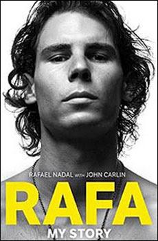 Promoção concurso cultural Net Esportes e Sextante Ganhe o livro do tenista espanhol Rafal Nadal Minha História