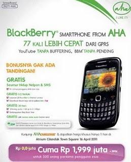 BlackBerry Aha Curve 8530 - Harga dan Spesifikasi