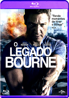 Filme Poster O Legado Bourne BDRip XviD Dual Audio & RMVB Dublado