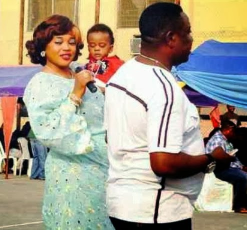 mr ibu baby dedication