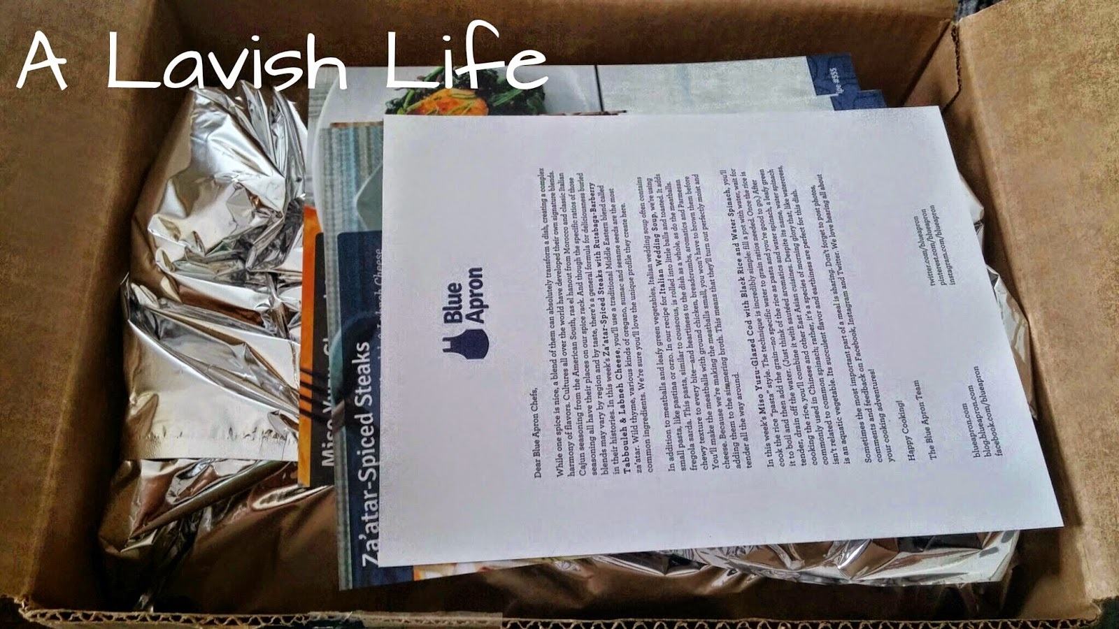 Blue apron yuzu cod - Let Me Point Out That When This Box Arrived All Of The Produce Appeared To Be Intact And Nothing Was Visibly Spoiled Or Wilted All Of The Ingredients Were