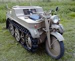 Moto Tanque