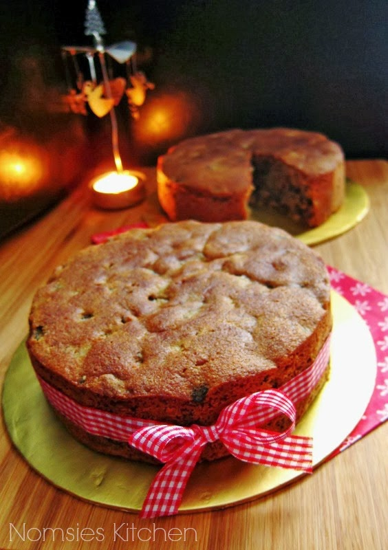 Nomsies Kitchen | Christmas Fruit Cake